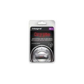 INTEGRAL MEMORY Minne INTEGRAL Crypto FIPS USB 3.0 32GB