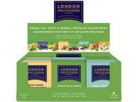 [NORDIC Brands] Te LONDON grønn 8 fruktsmaker (80)
