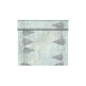 Duni Kuvertløper DUNICEL 0,4x24m Blue Winter