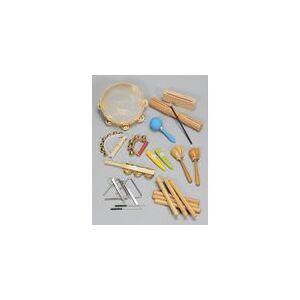[NORDIC Brands] Rytmesett 16 instrumenter
