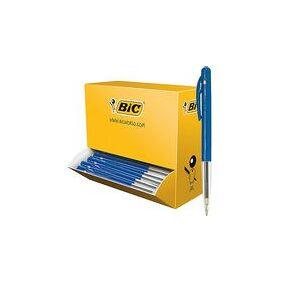 BIC Kulepenn BIC M10 Clic M blå (100)