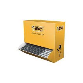 BIC Kulepenn BIC M10 Clic M sort (100)