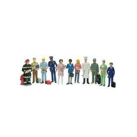 Miniland Yrkesfigurer høyde 12cm (11)