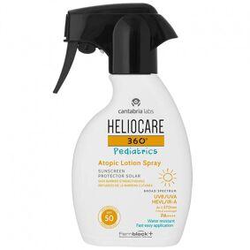 Heliocare 360º Pediatrics Atopic Spf50 Spray 250ml