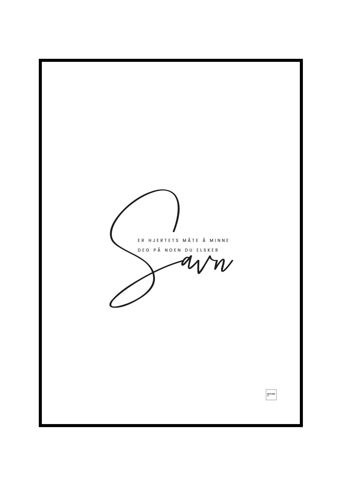 pictureit SAVN poster