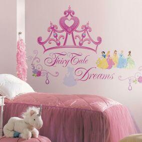 RoomMates Disney Princess Giant Klistermerke - 18 stk