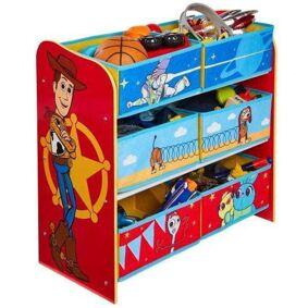 Hello Home Toy Story 4 Oppbevaringshylle med 6 skuffer - Nyhet!
