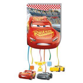 Disney Cars Pinata med Pynt