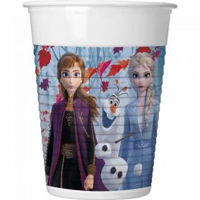 Disney Frozen 2 Kopper 8 stk - 200ml