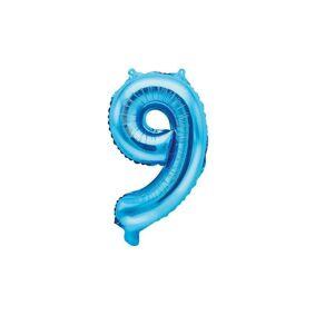 Shop4kids.no Tallballong blå-9-35cm