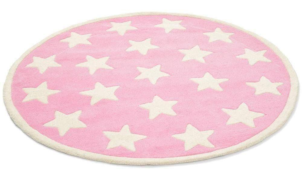 Kids Concept Ullmatte Star - Rosa