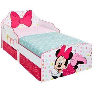 Hello Home Minnie Mus Barneseng med oppbevaring