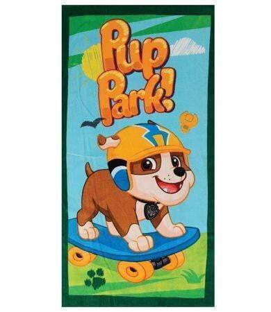 """Paw Patrol """"Pup park""""  Håndkle"""