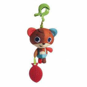 Tiny Love Jitter Toys into the Forest Bear Isaac