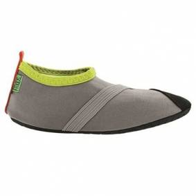 FitKicks FitKids Barn Gray