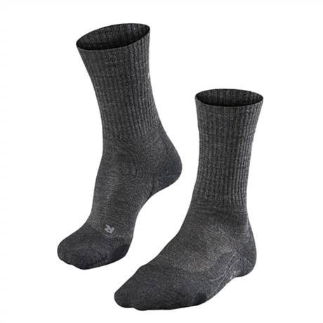Falke TK2 Wool Men Socks Smog