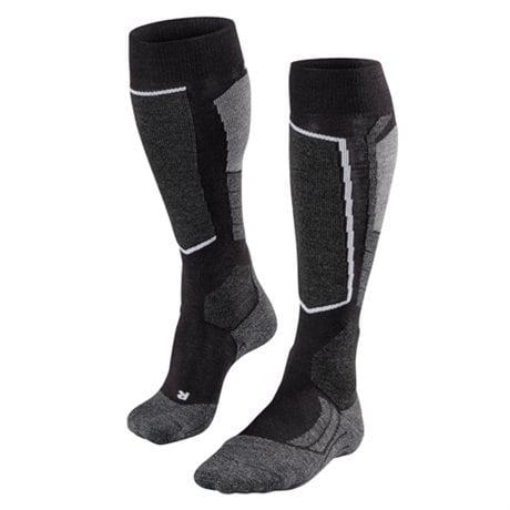 Falke SK2 Men Knee-high Socks Black Mix