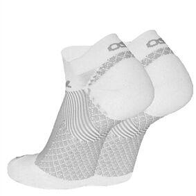 OS1st FS4 Hælsporestrømper No Show Sock White
