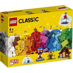 Lego Klosser Og Hus 11008
