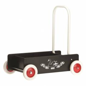Leke Krea Baby Walker Black