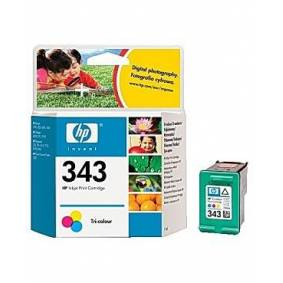Blekk HP C8766EE serie 343 farge