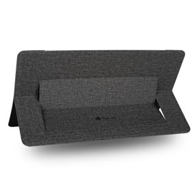 Laptopstativ ergonomisk grå