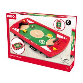 Flipperspill utfordring BRIO®