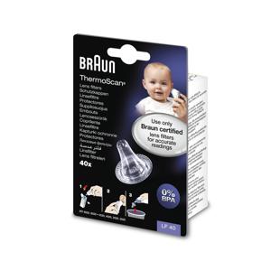 Braun linsefilter for øretermometer 40st