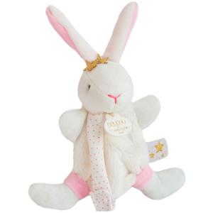 Bamse DouDou m/smokkeholder kanin 15 cm