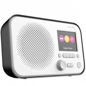 Radio DAB+ Elan E3 sort