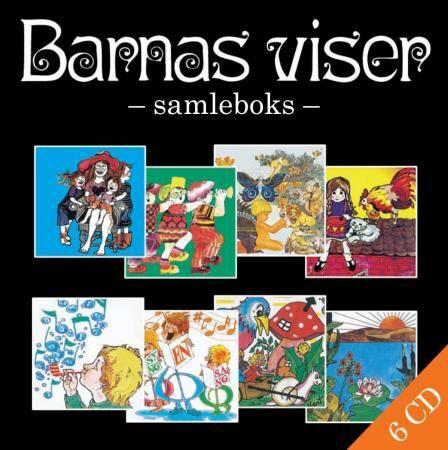 Jan Nielsen Barnas viser: samleboks