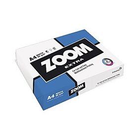 Kopipapir ZOOM Extra A4 80g (500) (blå)