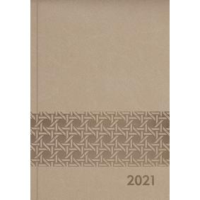 Dagbok GRIEG Libra Colore beige: 2021