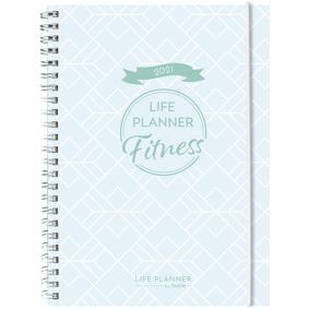 Ukekalender GRIEG Life Planner Fitness: 2021