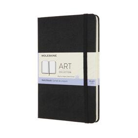 Skissebok Moleskine Art hard: sort 11,5x18cm