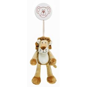 Vognleke Diinglisar med clips løve