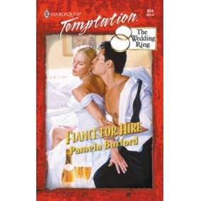 Pamela Burford Fiance for Hire (Mills & Boon Blaze)