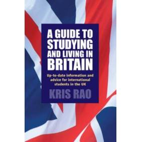 Kris Rao Guide to Studying and Living in Britain