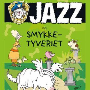 Lesley Gibbes Jazz og smykketyveriet