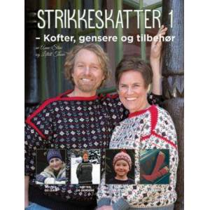 Anne-Stine Thuve Strikkeskatter 1