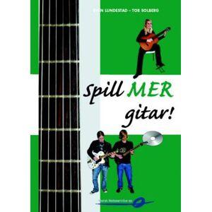 Sven Lundestad Spill mer gitar!