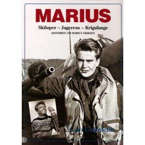 Cato Guhnfeldt Marius: skiløper - jageress - krigsfange