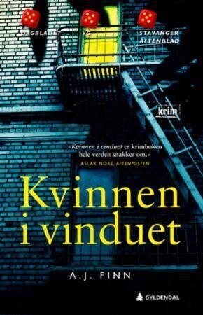A.J. Finn Kvinnen i vinduet