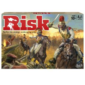 Risk: voksenspill