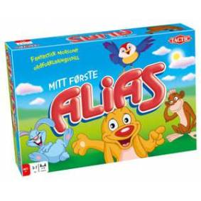 Mitt første Alias: barnespill