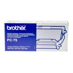 Brother Kassett m/filmfargebånd PC75 Tilsvarer: N/A