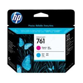 HP Skrivehode HP 761 cyan, magenta CH646A Tilsvarer: N/A