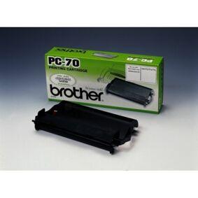 Brother Kassett m/filmfargebånd PC70 Tilsvarer: N/A