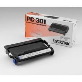 Brother Kassett m/filmfargebånd PC301 Tilsvarer: N/A