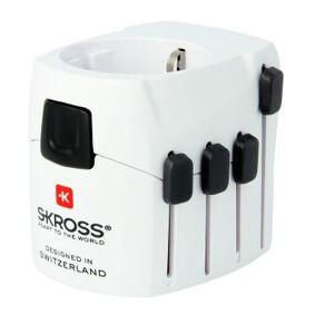 SKROSS Skross World Adapter PRO 7640166321514 Tilsvarer: N/A